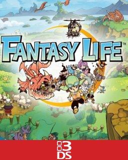 Fantasy Life krabice