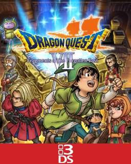 Dragon Quest VII Fragments of the Forgotten Past