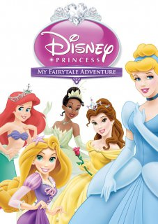 Disney Princess My Fairytale Adventure krabice