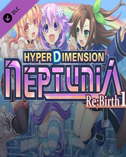 Hyperdimension Neptunia ReBirth1 Deluxe Pack