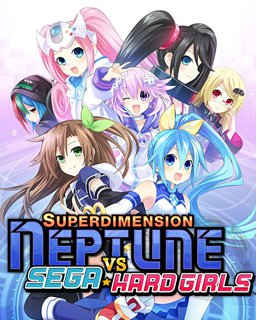 Superdimension Neptune VS Sega Hard Girls