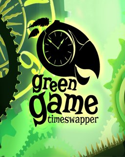 Green Game TimeSwapper krabice