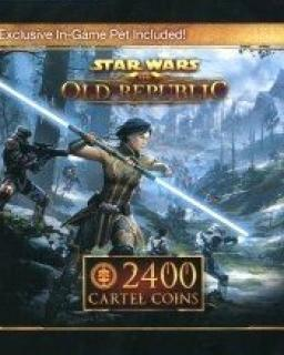 Star Wars The Old Republic 2400 Cartel Coins krabice