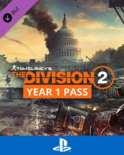 Tom Clancys The Division 2 Year 1 Pass