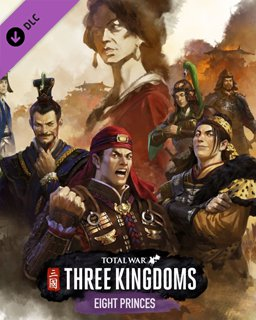 Total War Three Kingdoms Eight Princes