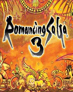 Romancing SaGa 3 krabice