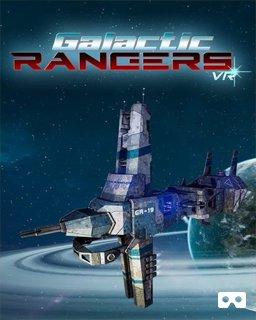 Galactic Rangers VR krabice