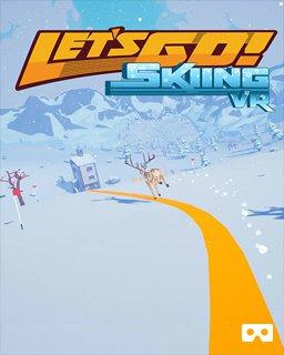 Let's go Skiing VR krabice