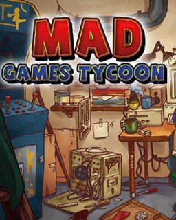 Mad Games Tycoon krabice