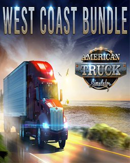 American Truck Simulátor West Coast Bundle