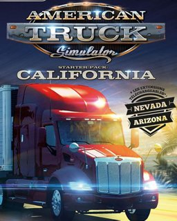 American Truck Simulátor California Starter Pack