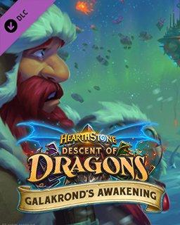 Hearthstone Galakrond's Awakening Adventure krabice