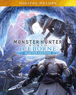 Monster Hunter World Master Edition Digital Deluxe