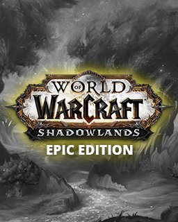 World of Warcraft Shadowlands Epic Edition