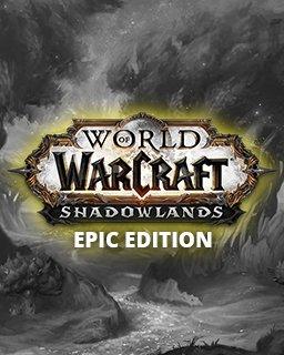 World of Warcraft Shadowlands Epic Edition krabice