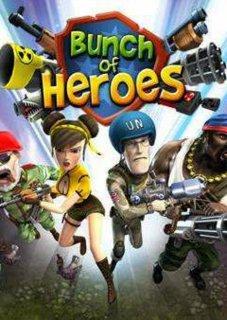 Bunch of Heroes krabice