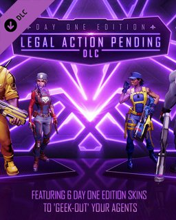 Agents of Mayhem Legal Action Pending