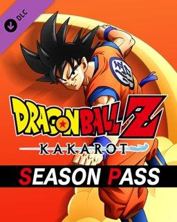 DRAGON BALL Z KAKAROT Season Pass krabice