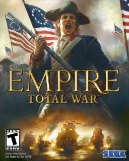 Empire Total War krabice
