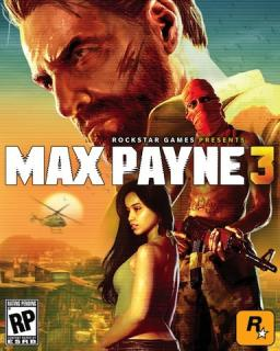 Max Payne 3 krabice