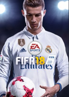 FIFA 18 ENG krabice