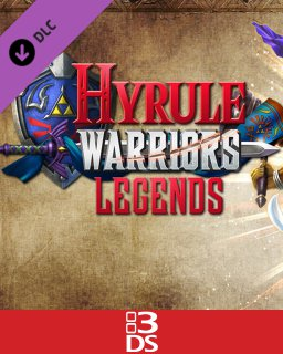 Hyrule Warriors Legends Link's Awakening
