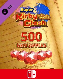 500 Gem Apples dla Super Kirby Clash krabice
