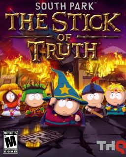 South Park The Stick of Truth krabice