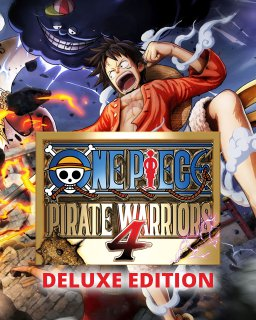 ONE PIECE PIRATE WARRIORS 4 Deluxe Edition krabice