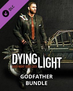 Dying Light Godfather Bundle krabice