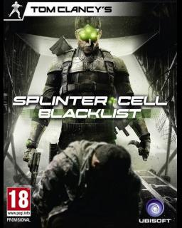Tom Clancys Splinter Cell Blacklist krabice