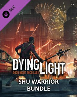 Dying Light SHU Warrior Bundle krabice