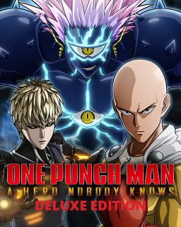 ONE PUNCH MAN A HERO NOBODY KNOWS Deluxe Edition