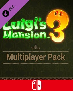 Luigi's Mansion 3 Multiplayer Pack