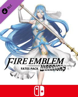 Fire Emblem Warriors Fates Pack