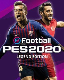 eFootball PES 2020 Legend Edition krabice