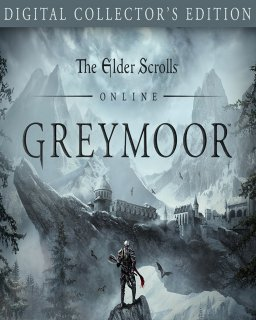 The Elder Scrolls Online Greymoor Digital Collector's Edition krabice