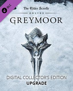 The Elder Scrolls Online Greymoor Digital Collector's Edition upgrade
