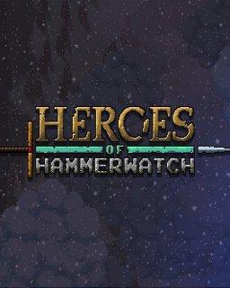 Heroes of Hammerwatch krabice