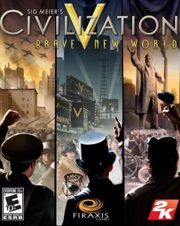 Civilization V Brave New World krabice
