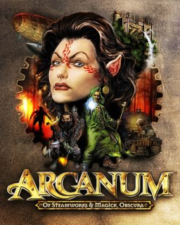 Arcanum Of Steamworks and Magick Obscura krabice
