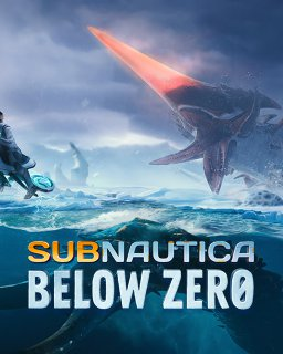 Subnautica Below Zero krabice