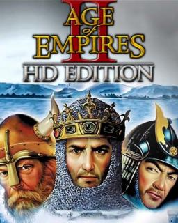 Age of Empires II HD krabice