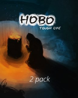 Hobo Tough Life 2 Pack