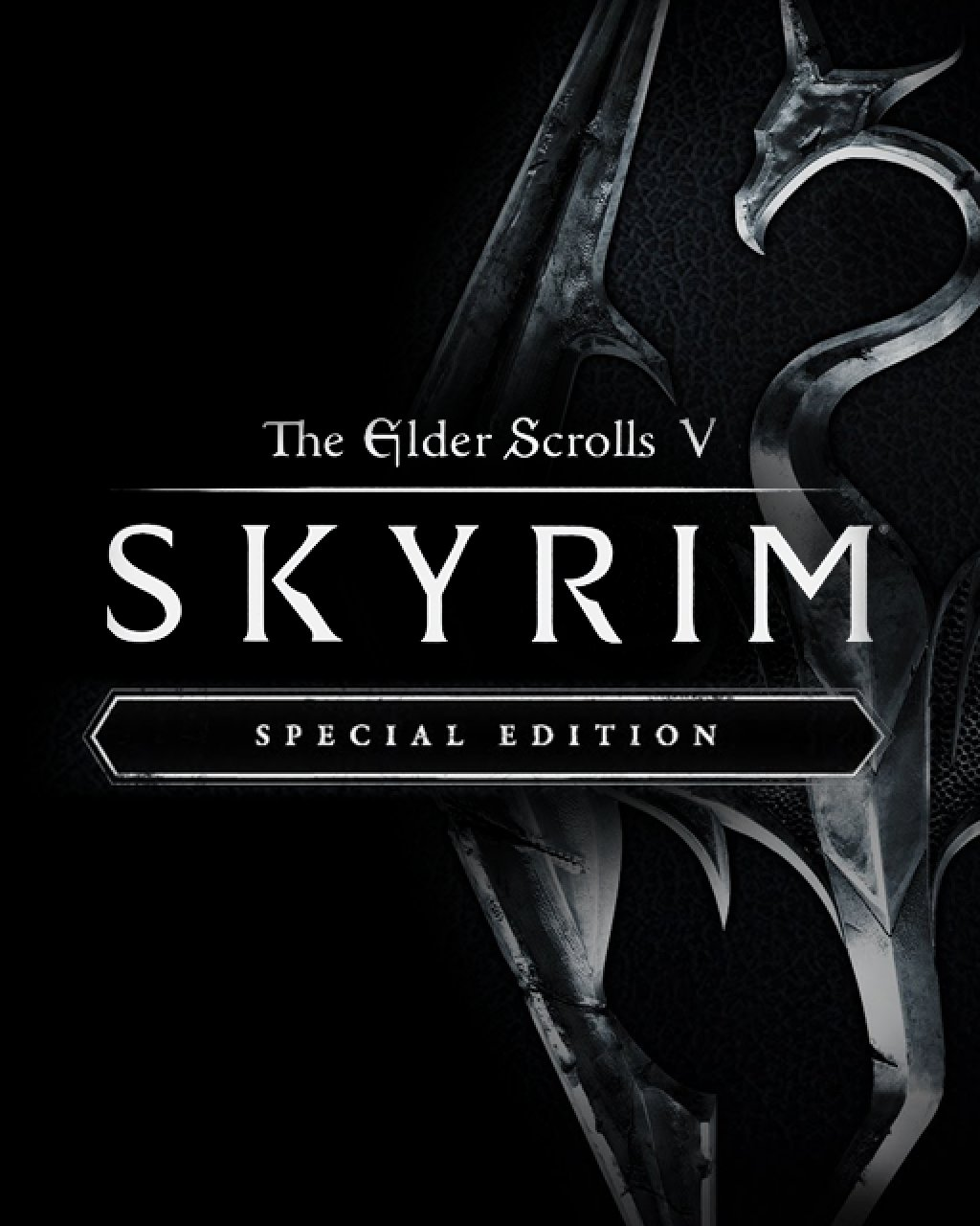The Elder Scrolls V Skyrim Special Edition krabice