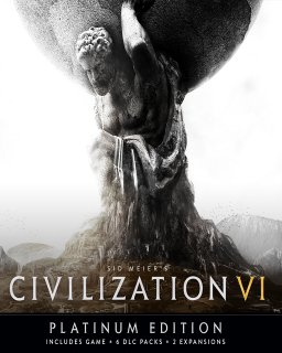 Civilization VI Platinum Edition krabice