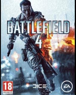 Battlefield 4 krabice