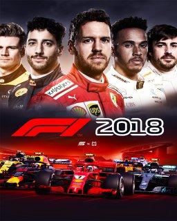 F1 2018 krabice