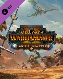 Total War WARHAMMER II The Warden & The Paunch