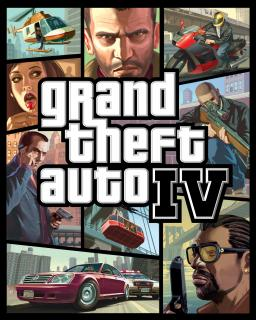 Grand Theft Auto IV, GTA 4 krabice